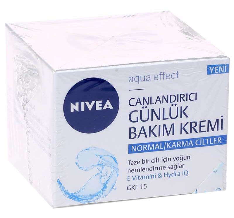 nivea visage nemkrem normal