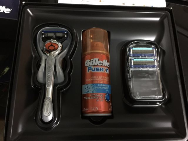 Gillette fusion Set